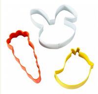 Wilton Whimsical Metal Cookie Cutter Set