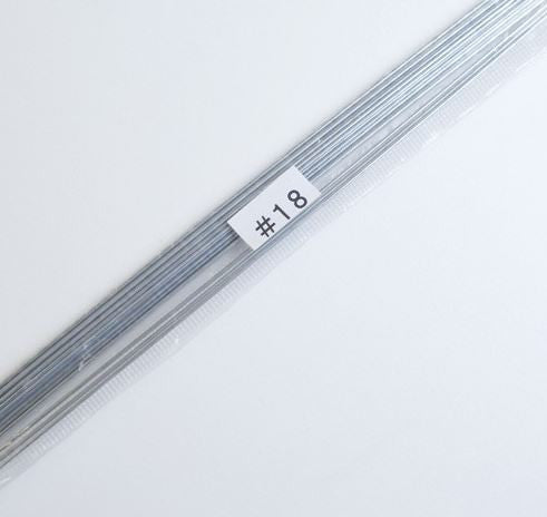 "Uncovered Wire - 18"" or 45cm long - Choose your Gauge"