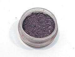 Hypercompetent Sidekick - Violet-Gray Matte Eyeshadow, Half Size Jar of Loose Pigment