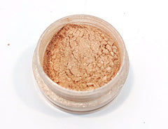 Trusty Steed - Champagne Shimmer Eyeshadow, Half Size Jar of Loose Pigment