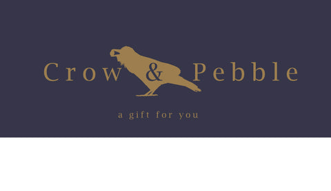 Crow & Pebble Gift Certificate