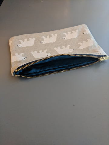 WInter Makeup Bags - Crow & Pebble - Makeup Bags