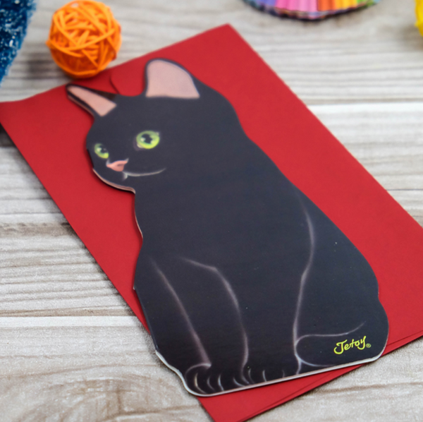 Limited Edition Cat Greeting Cards