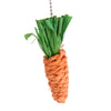 Hanging Carrots Cat Scratching Post/Toy