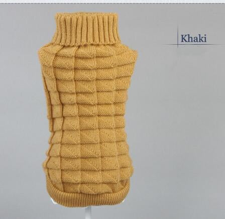 Pet Sweater Vest (Many Sizes)