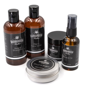 Face & Beard Care Kit