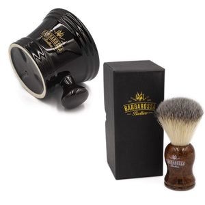 Jolly Roger Cut Throat Razor Shaving Set