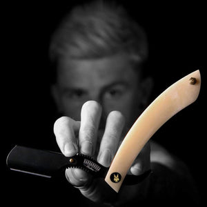 Cut Throat Razor - The Cutlass - Buffalo Bone