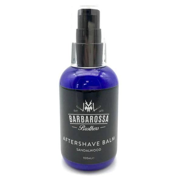 Post Shave Balm - Sandalwood Aftershave Balm