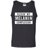 Flexin My Complexion T-shirt, Tank, Ladies