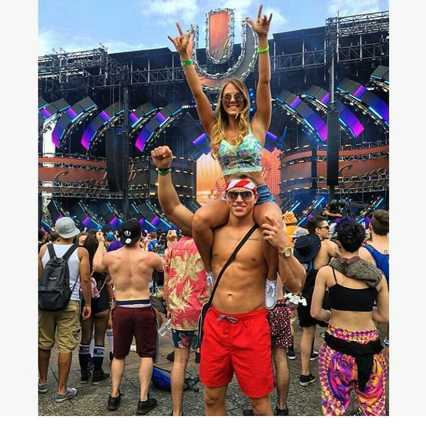 UMF2017 RECAP: Cutest Rave Couples