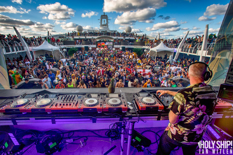 When will someone challenge Holy Ship?