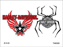 Harley Davidson Temporary Tattoos #8
