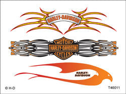 Harley Davidson Temporary Tattoos #11