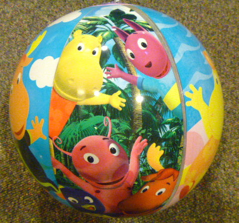 "Backyardigans 16"" Beach Ball"
