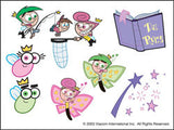 Fairly Odd Parents Temporary Tattoos #1