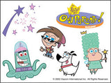 Fairly Odd Parents Temporary Tattoos #2