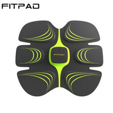 Fitpad Fitness - Fitpad & 2 Armpads Complete Set - Best Alternative To Sixpad - Fitpad UK ABS EXERCISER and Workout - Toning Belt
