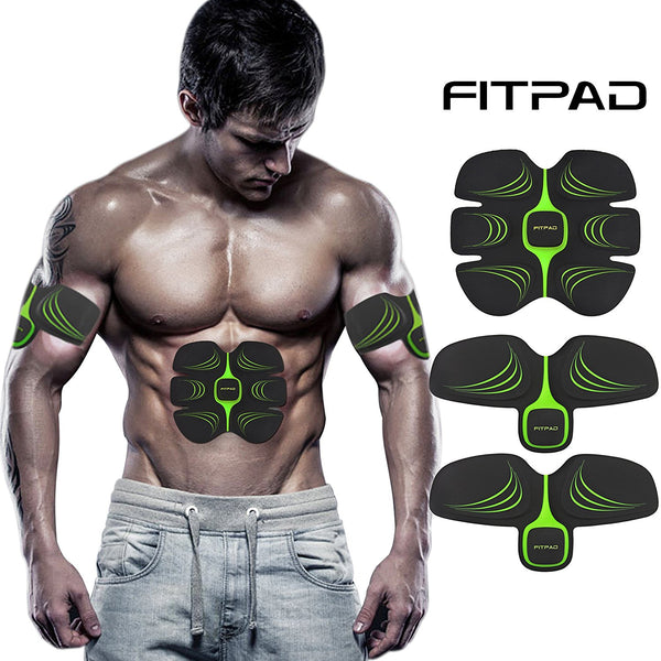 The Fitpad Abs Fit & 2 Armpads - Complete Set