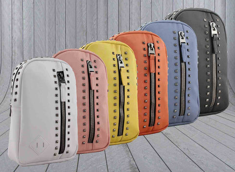 Sling Studded Backpack dresslland