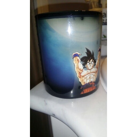 Color Changing Dragon Ball Z mug