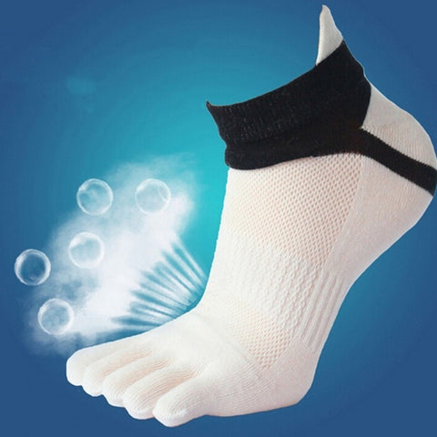 Toe Separator five finger socks