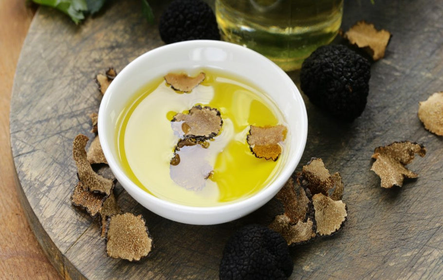 Top Ten Uses of Truffle Oil