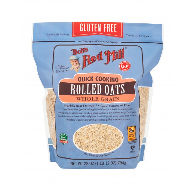 Gluten Free Quick Rolled Oats