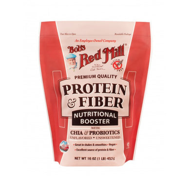 Protein & Fiber Nutritional Booster