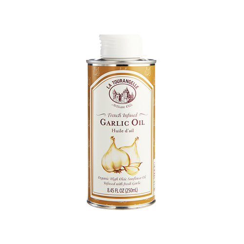 Garlic Infused Oil