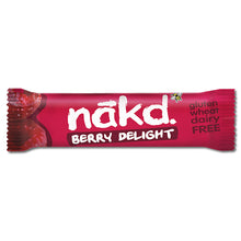 Nakd Berry Delight Raw Fruit & Nut Bar