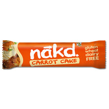 Nakd Carrot Cake Raw Fruit & Nut Bar