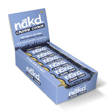 Nakd Cashew Cookie Raw Fruit & Nut Bar