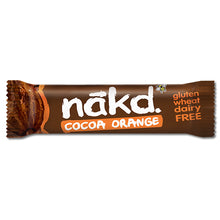 Nakd Cocoa Orange Raw Fruit & Nut Bar