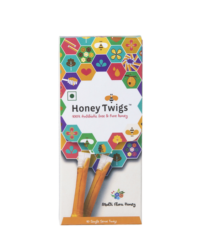 Multiflora Honey Twigs