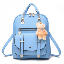 2017 fashion women backpack