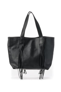 Reid Handbags Leather tote Dallas Latte