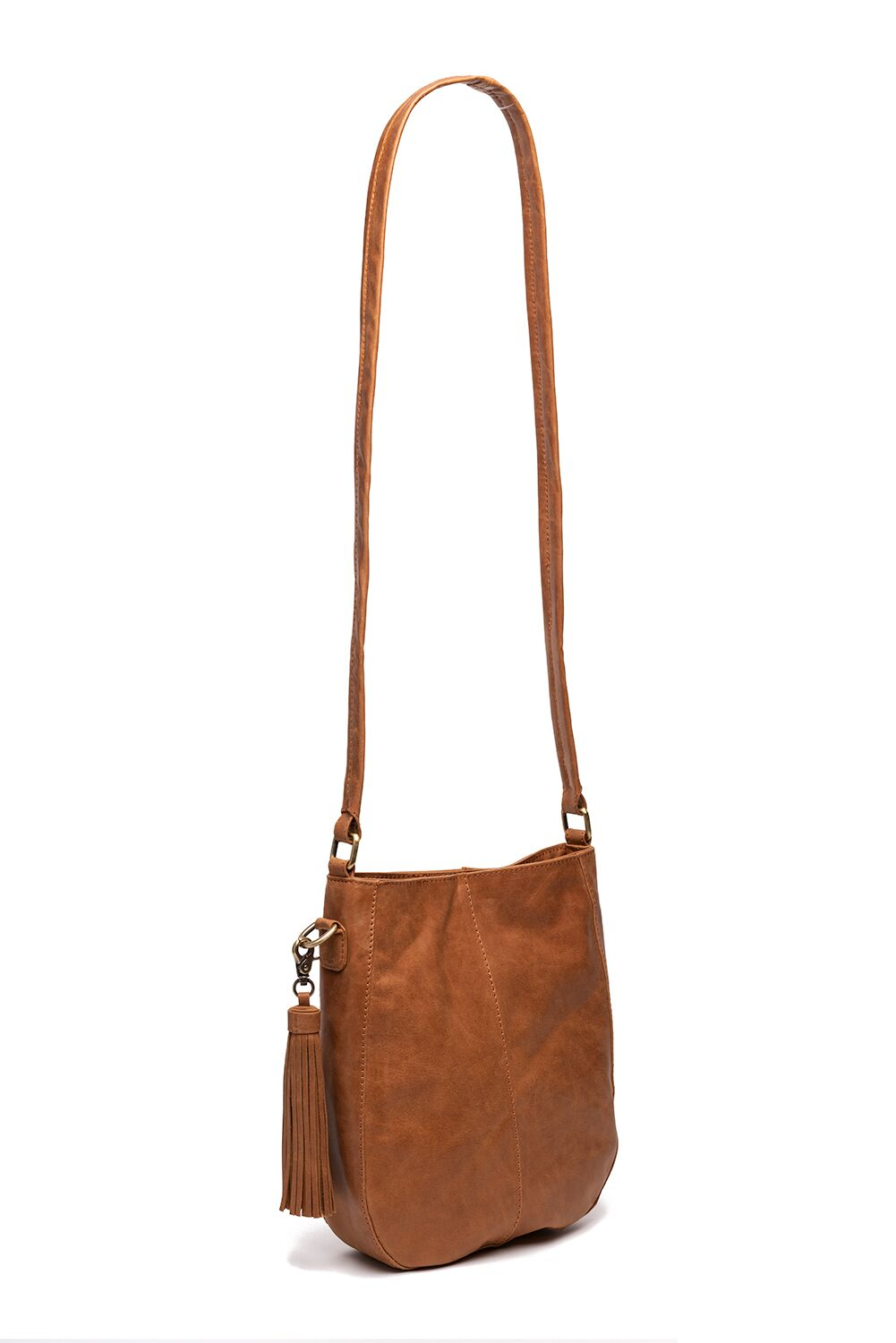 Leather Handbag Reid Handbags Canyon X Latte