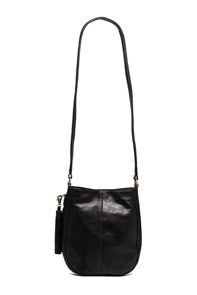 Leather Handbag Reid Handbags Canyon X Liquorice