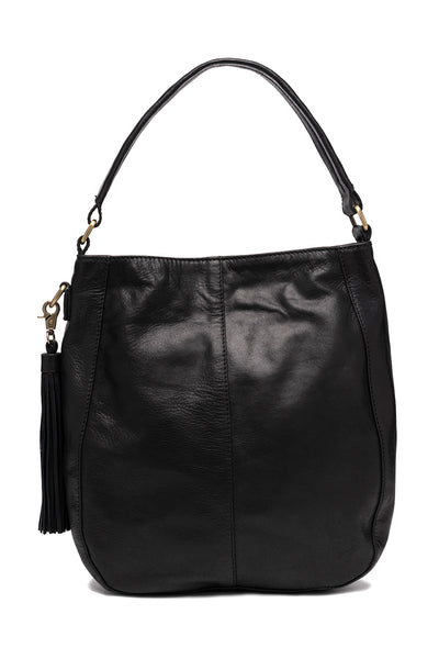 Leather Handbag Reid Handbags Canyon Liquorice