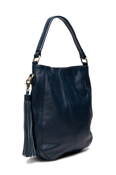 Leather Handbag Reid Handbags Canyon Ocean