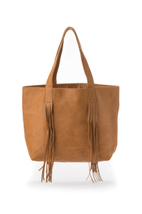 Leather Handbag Reid Handbags Dallas Latte