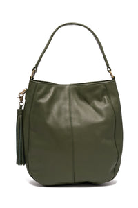 Leather Handbag Reid Handbags Canyon Olive
