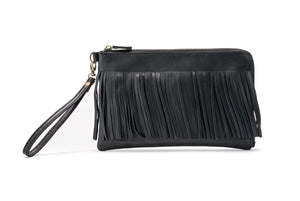 Leather Handbags Reid Handbags Dolly Liquorice