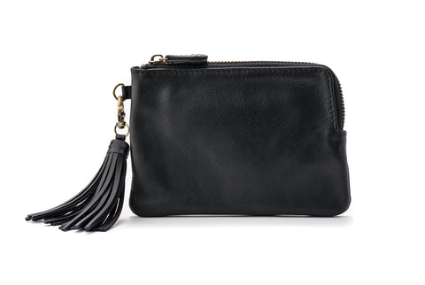 Leather Handbags Reid Handbags London Liquorice