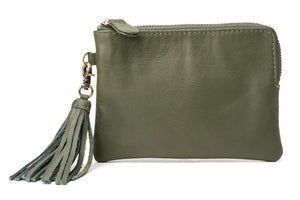 Leather Handbags Reid Handbags London Olive