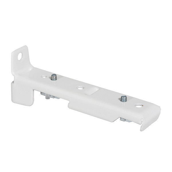 Double Curtain Track Bracket, Medium Duty