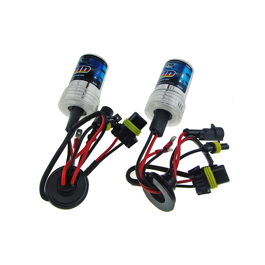 Pair replacement HID Xenon bulbs