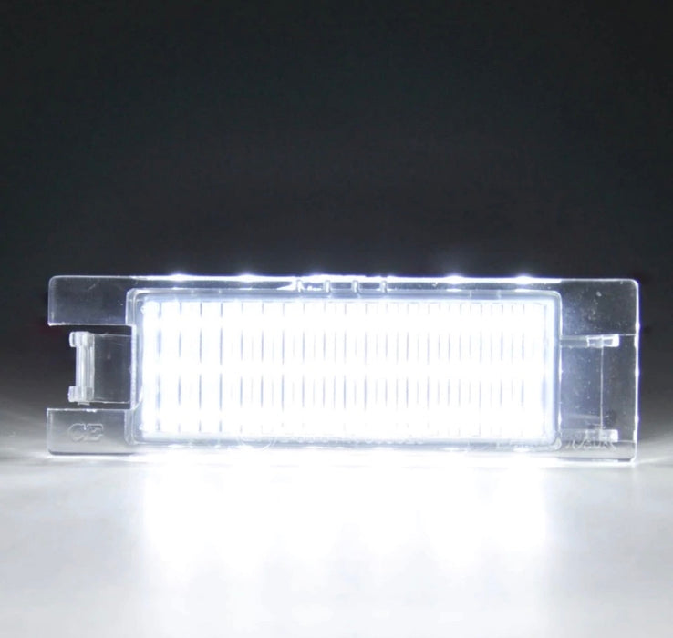 Canbus compatible LED Number plate unit