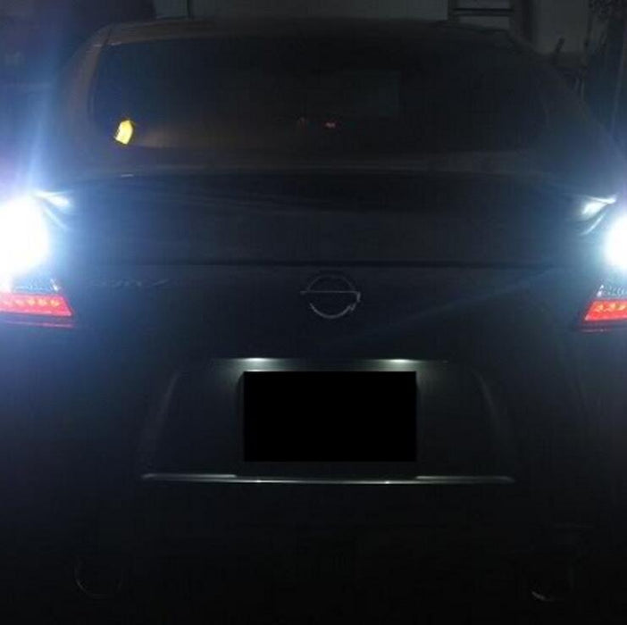 LED rear fog bulbs